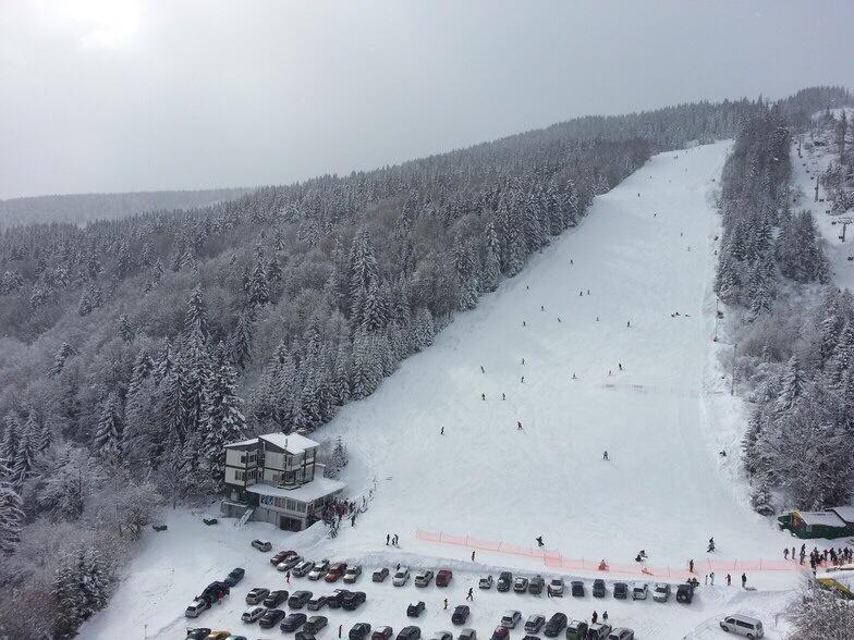 Ски писти на Витоша