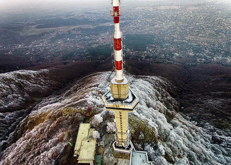"""Телевизионна кула """"Копитото"""""""